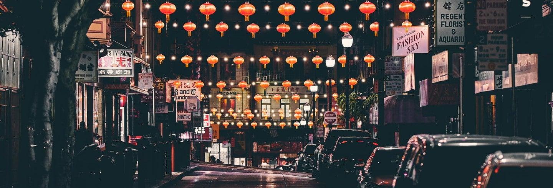 Tour nocturno por Chinatown