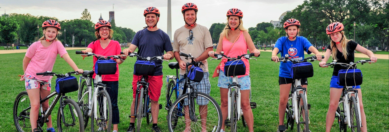 Alquiler de bicicleta en Washington DC