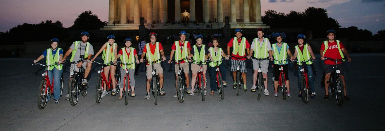 Washington DC Night Bike Tour