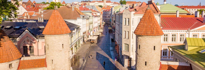 Free tour di Tallinn