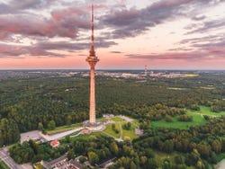 ,Torre de Televisión de Tallin