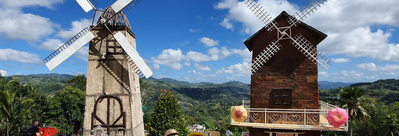 Tour por Cebú + Templo Leah y Jardín Sirao