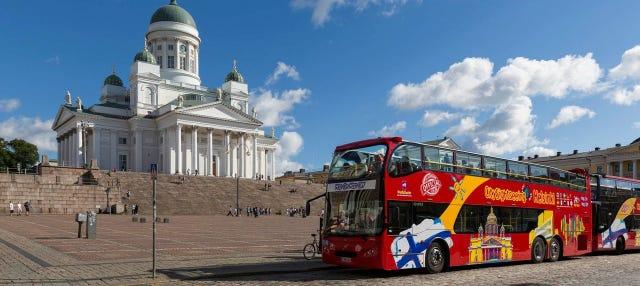 Autobús turístico de Helsinki