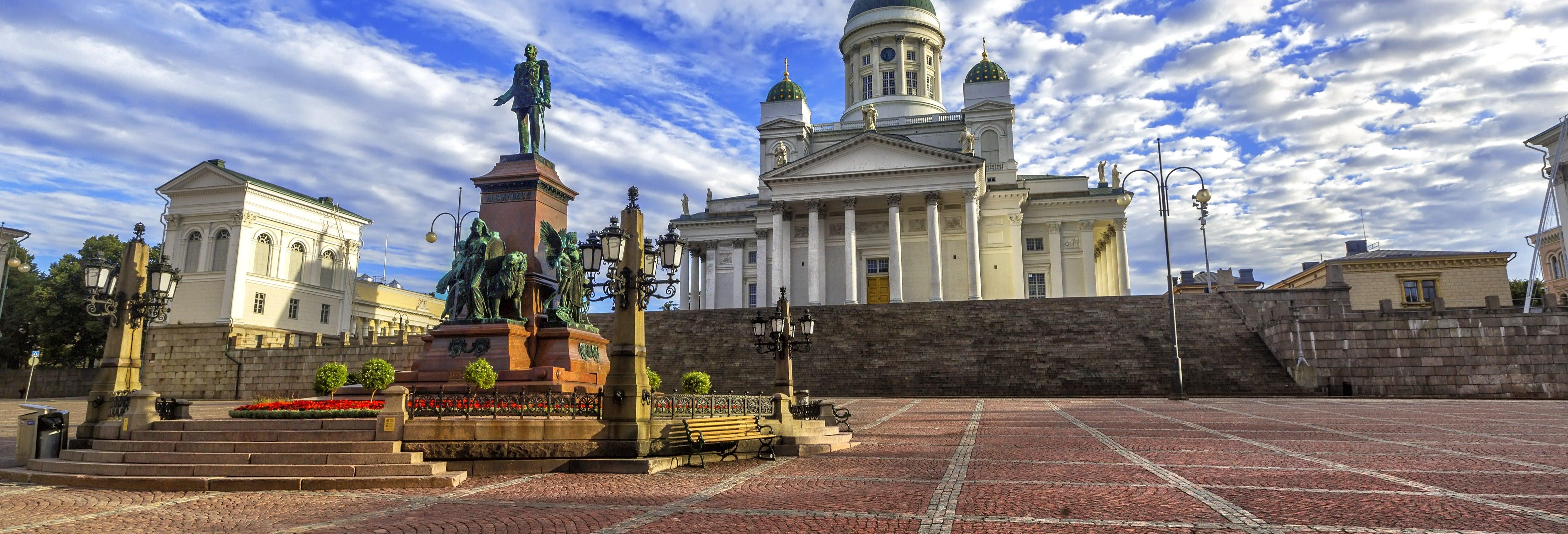 Free tour di Helsinki
