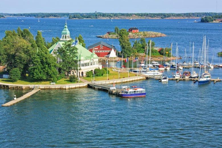 ,Crucero por Helsinki