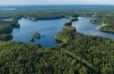 Trekking al Parco nazionale di Liesjärvi