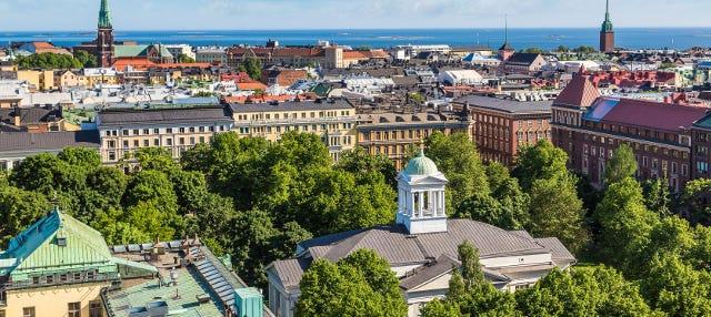 Tour por Helsinki para cruceros