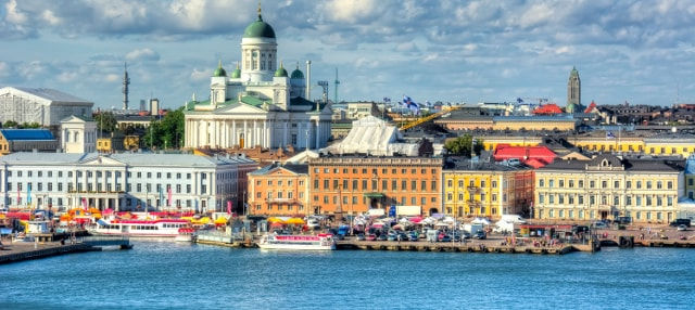 Tour panorámico por Helsinki