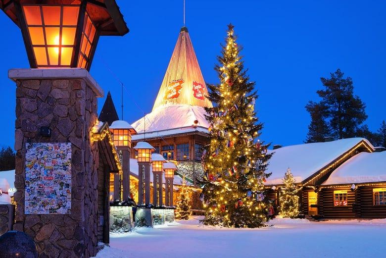 Tour Di Babbo Natale