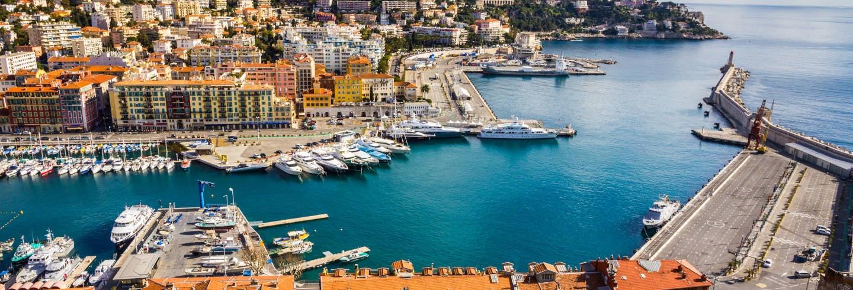Excursion à Nice, Monaco et Èze