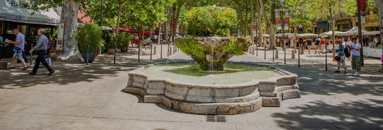 Free tour por Aix-en-Provence. Grátis!