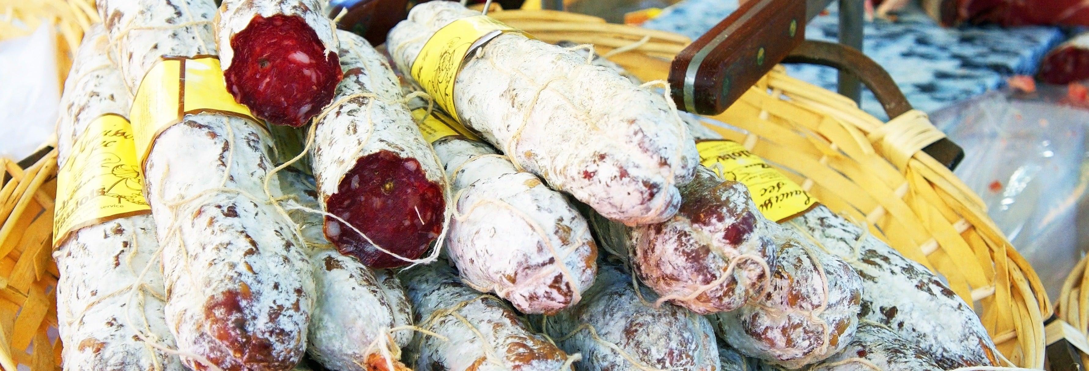 Tour gastronômico pelo mercado de Aix-en-Provence