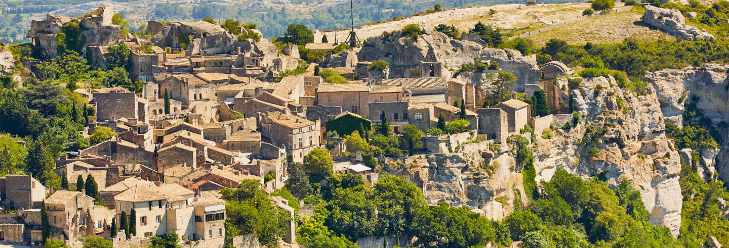 Excursion aux Baux-de-Provence