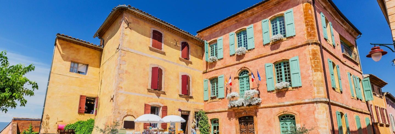 Excursion à Roussillon et Gordes