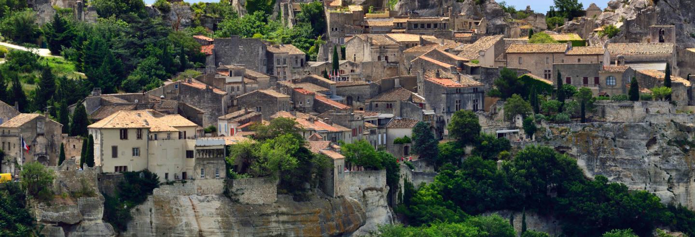 Escursione a Pont du Gard, Roussillon e Les Baux