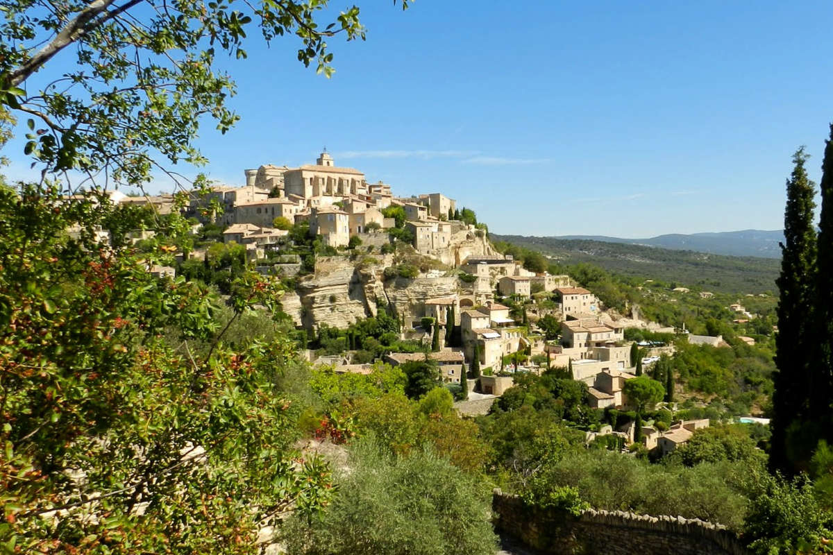 Excursion à Gordes, Roussillon et Fontaine-de-Vaucluse
