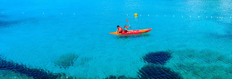 Noleggio di kayak a Bastia