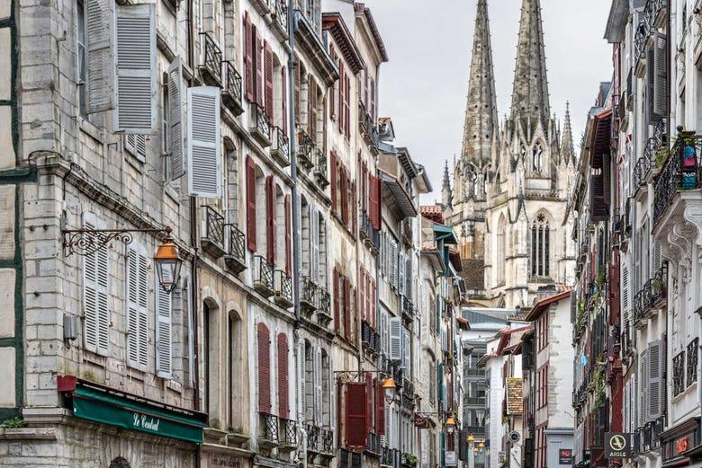 Visite privée dans Bayonne