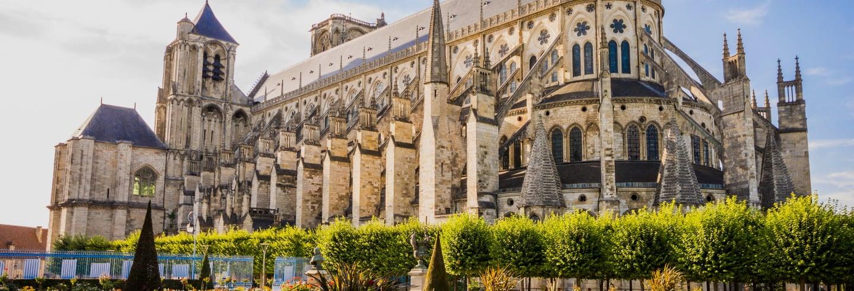 Ingresso da Catedral de Bourges