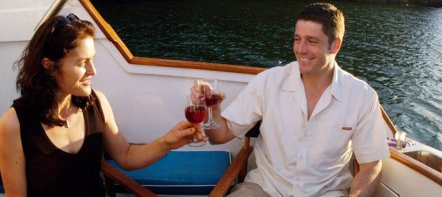 Crucero del vino por Burdeos