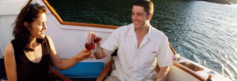 Cruzeiro do vinho por Bordeaux
