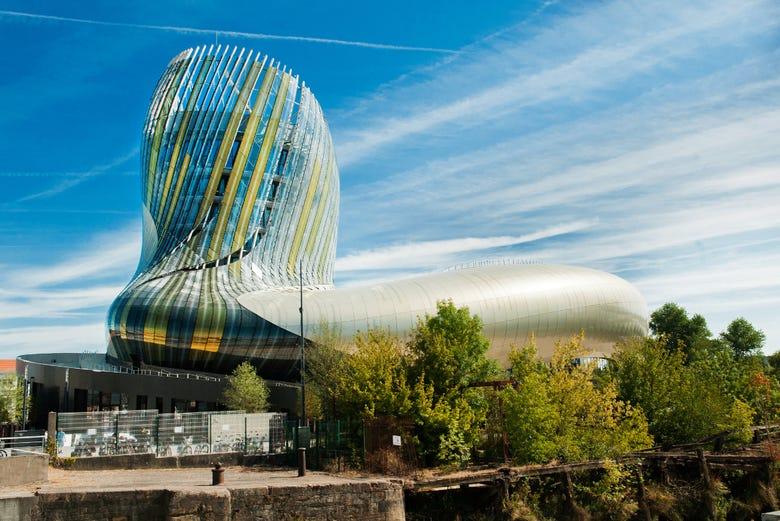 Billet pour La Cité du Vin