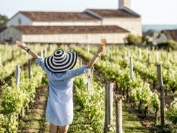 ,Excursión a Saint Emilion: viñedos y cata