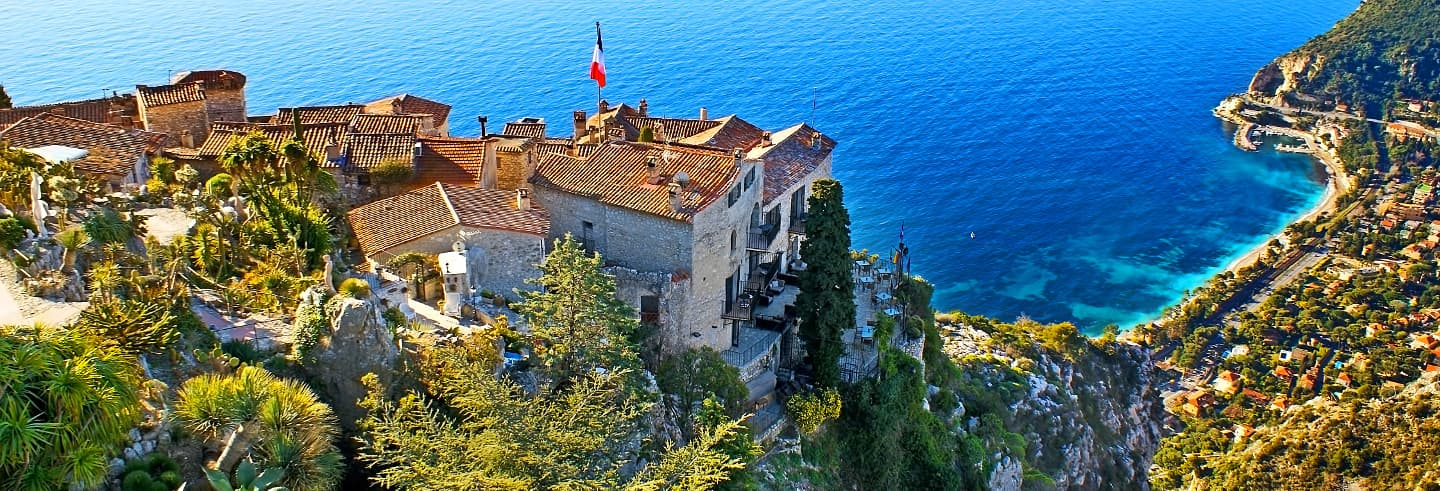 Tour along the French Riviera
