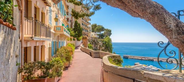 Excursión a Mónaco y Montecarlo para cruceros