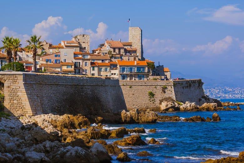 Tour Of Cannes Antibes And Saint Paul De Vence Civitatiscom