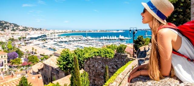 Tour privado por Cannes con guía en español