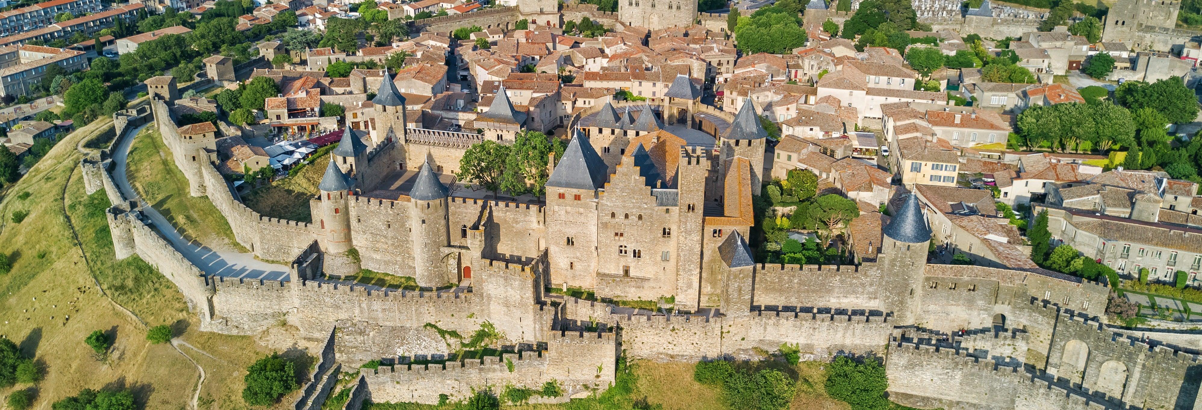 Tour privato di Carcassonne