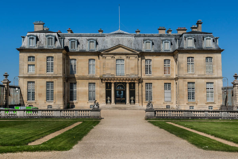 Billet coupe-file pour le château de Champs-sur-Marne