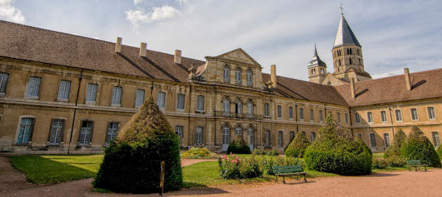 Biglietti salta fila per l'abbazia di Cluny