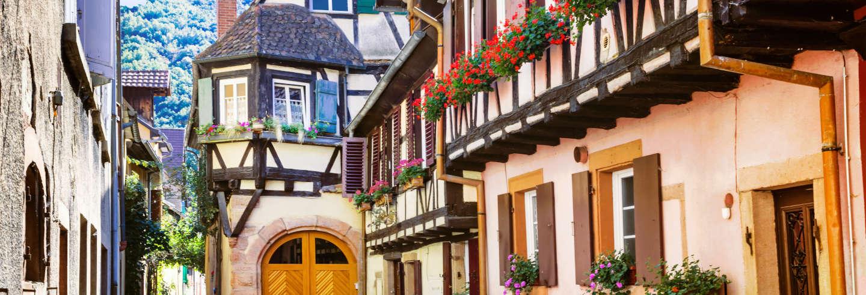 Alsace Villages Tour