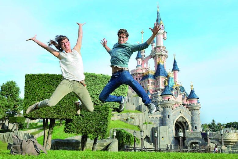 Billet pour Disneyland® Paris