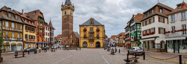 Haut Koenigsbourg & The Alsace Tour