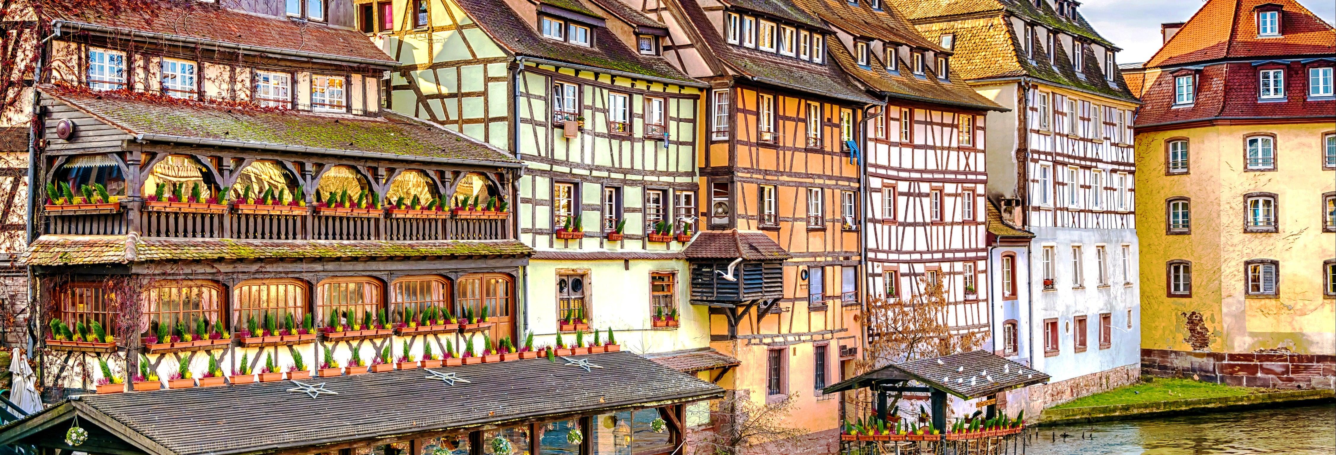 Free Walking Tour of Strasbourg