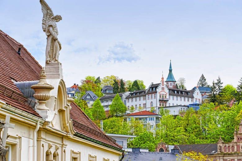 ,Excursión a Baden Baden