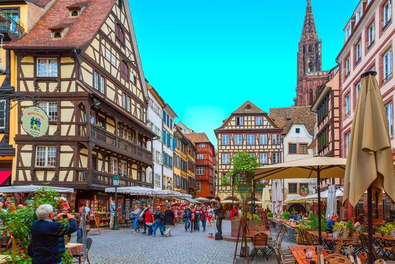 ,Tour por Estrasburgo