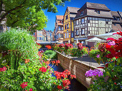 ,Excursión a Ruta de vinos de Alsacia,Tour por Estrasburgo