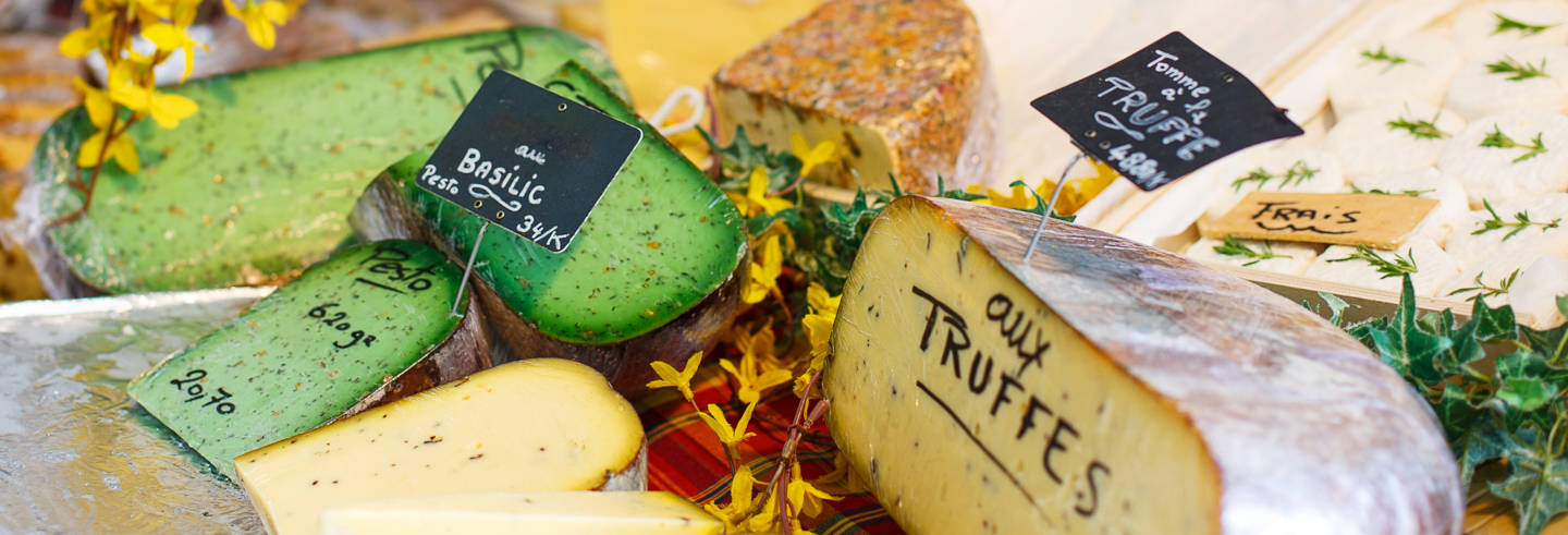 Tour gastronômico pelo mercado de Estrasburgo