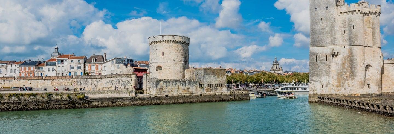 Towers of La Rochelle Ticket