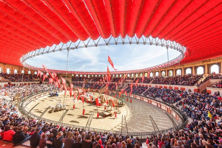 Calendrier Puy Du Fou 2020.Billets Pour Le Puy Du Fou