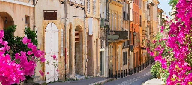 Tour por Aix en Provence, Cassis y Marsella