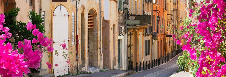 Aix-en-Provence, Cassis and Marseille Day Tour