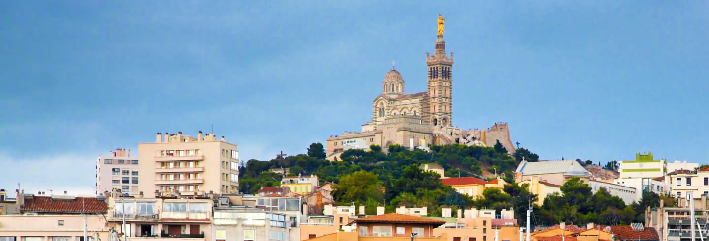 Free tour por los alrededores de Notre-Dame de la Garde ¡Gratis!