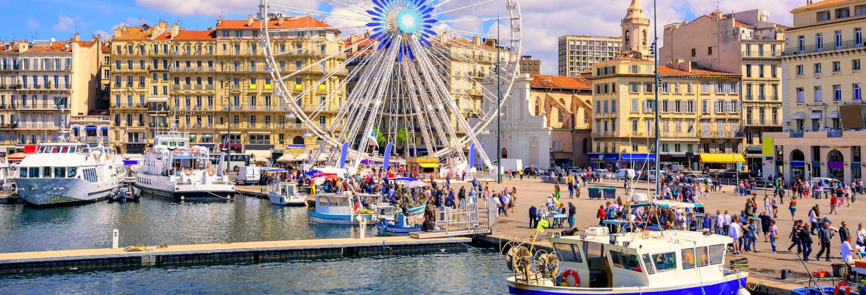 Free tour por el Puerto Viejo de Marsella ¡Gratis!