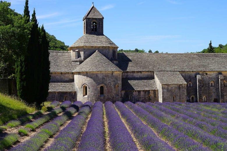 Roussillon, Lourmarin et Gordes + Marché provençal
