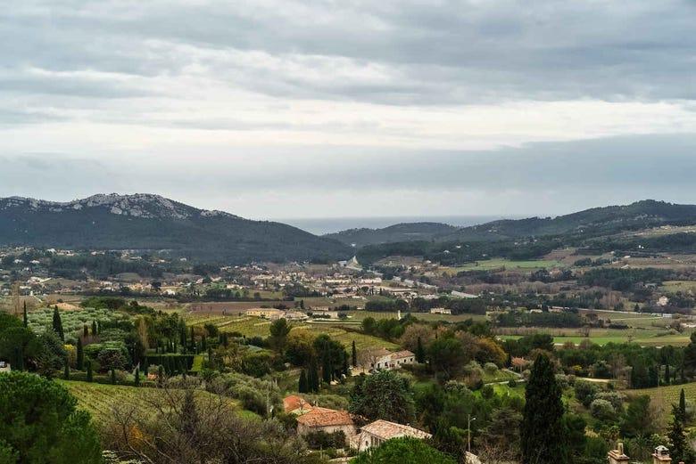 Visite autour du vin dans Cassis et Bandol